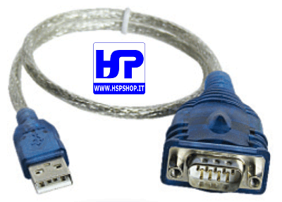 ATLANTIS - USB TO SERIAL ADAPTER