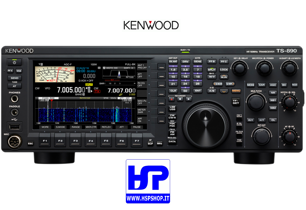 KENWOOD - TS-890S - TRANSCEIVER HF/50/70 MHz