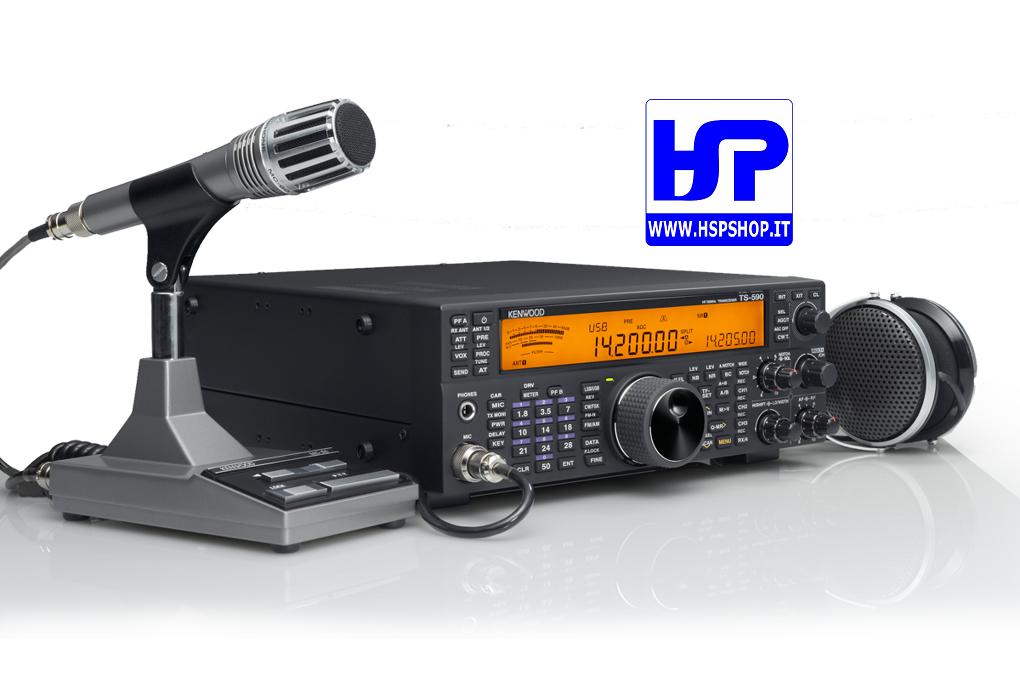 KENWOOD - TS-590SG - TRANSCEIVER 100W HF/6m - HardSoft Products