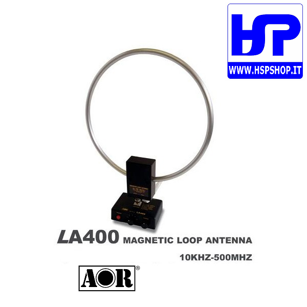 AOR - LA-400 - RECEIVING LOOP 10 kHz-500 MHz