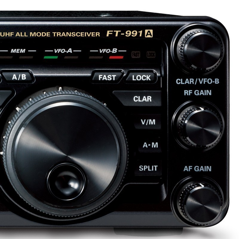 YAESU - FT-991A - TRANSCEIVER HF/50/144/430 - HardSoft Products
