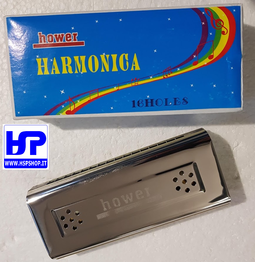 HOWER - HRM-003-CG - ARMONICA DIATONICA