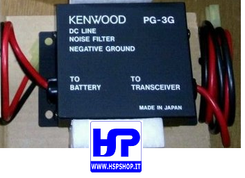 KENWOOD - PG-3G - LINE FILTER
