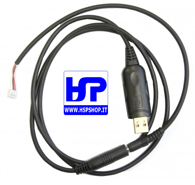 SS-6900N PROGRAMMING CABLE + SOFTWARE