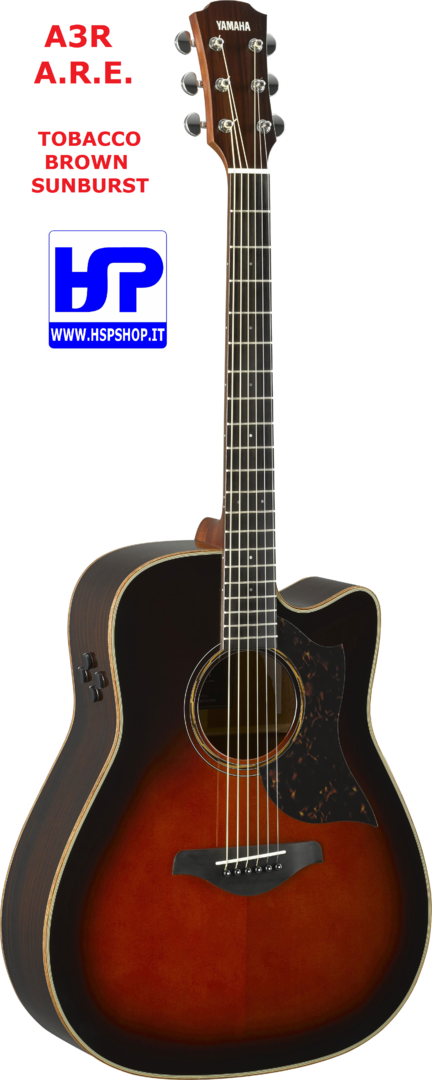 YAMAHA - A3R ARE - ACOUSTIC-ELECTRIC GUITAR