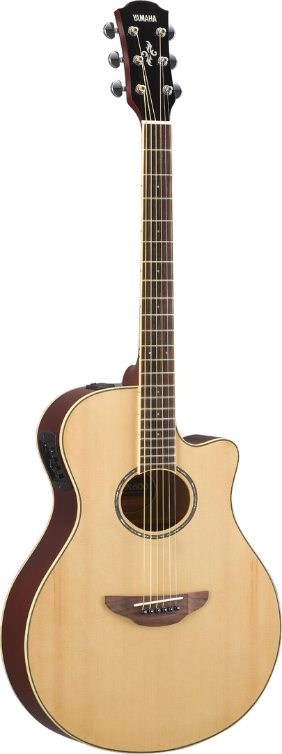 YAMAHA - APX600 - ELECTRO-ACOUSTIC CUTAWAY