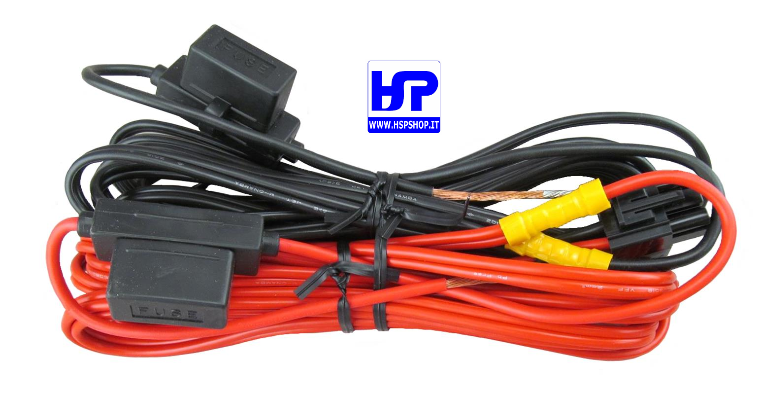 KENWOOD - PG-2Y - DC POWER CABLE