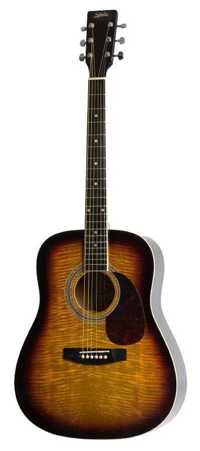 STRATOS - AG-60-TBS - ACOUSTIC GUITAR