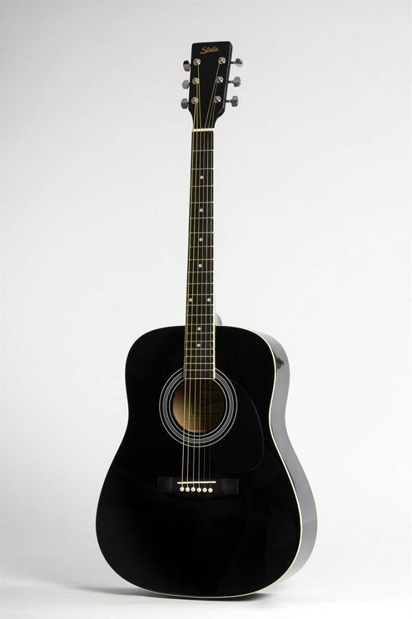 STRATOS - AG-6034-BK - ACOUSTIC GUITAR 3/4