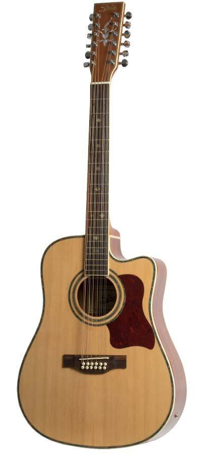 STRATOS - AG-912C4EQ-N - ACOUSTIC 12 STRINGS
