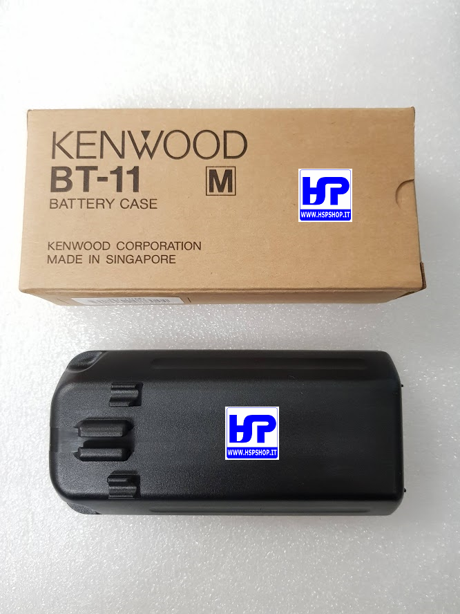 KENWOOD - BT-11 -PACCO PORTAPILE TH-G71/TH-D7