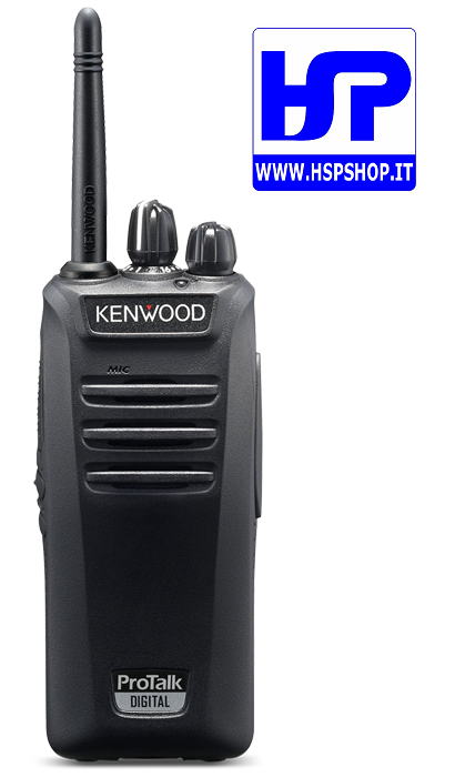 KENWOOD - TK-3401D - PMR446 ANALOG/DIGITAL