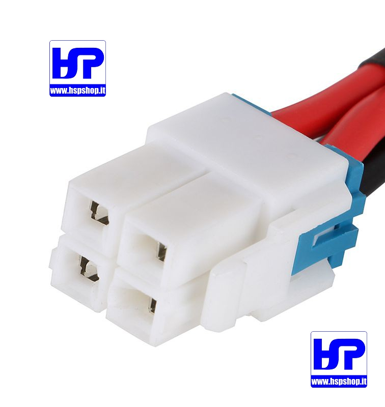 MOLEX 4-PIN POWER CONNECTOR