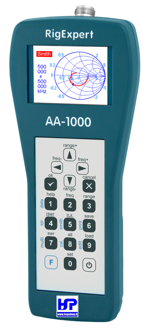 RIGEXPERT - AA-1000 - ANTENNA ANALYZER