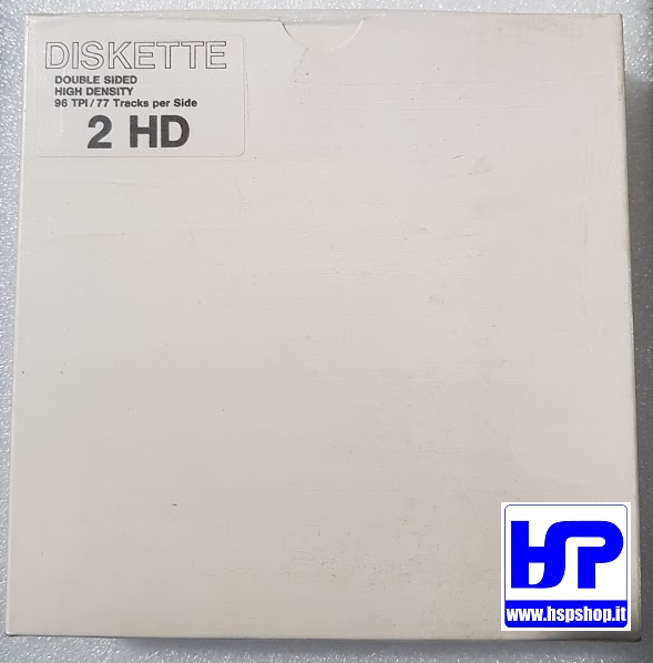 "BULK - 2HD - 5.25"" FLOPPY DISK - BOX OF 10"