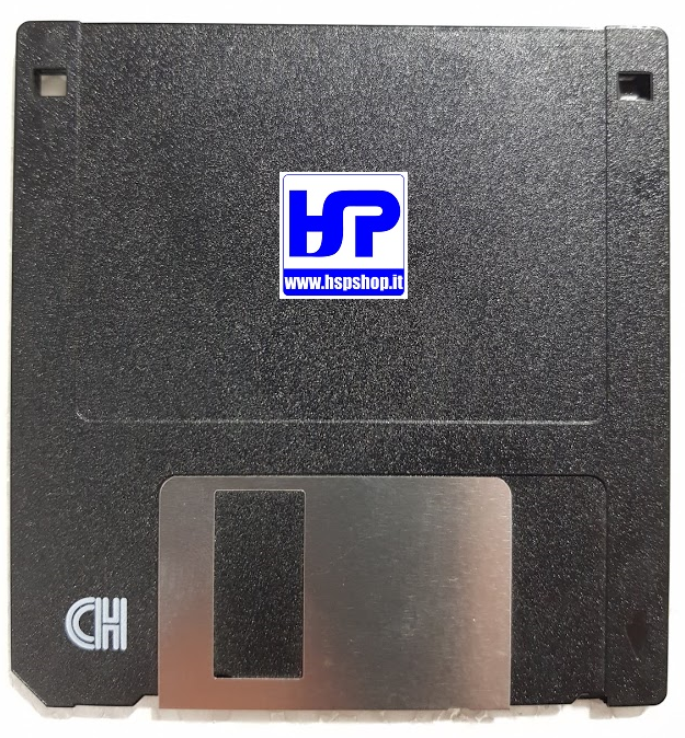 "BULK350HD - 3,5"" FLOPPY DISK - 2 Mb"