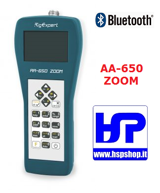 RIGEXPERT - AA-650 ZOOM - ANALIZZATORE