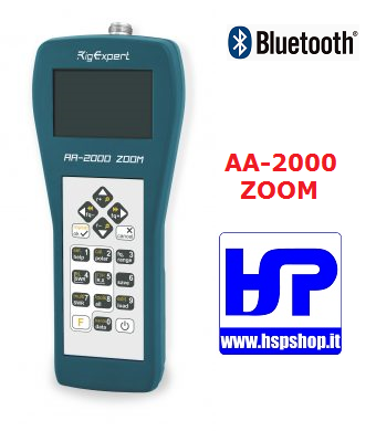 RIGEXPERT - AA-2000 ZOOM - ANALIZZATORE