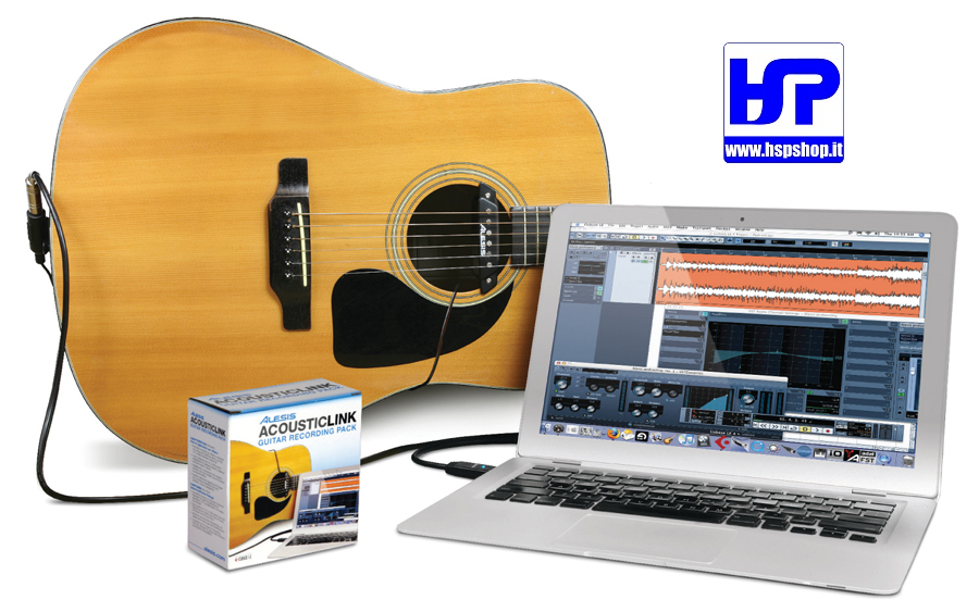 ALESIS - ACOUSTICLINK  - PACK REGISTRAZIONE