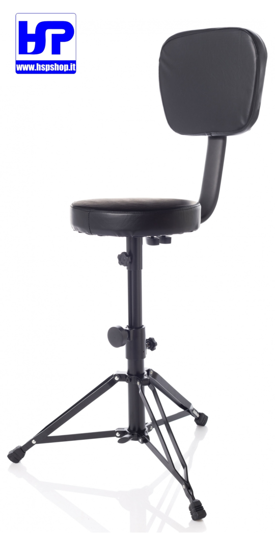 BESPECO - DT3 - STOOL WITH BACKREST